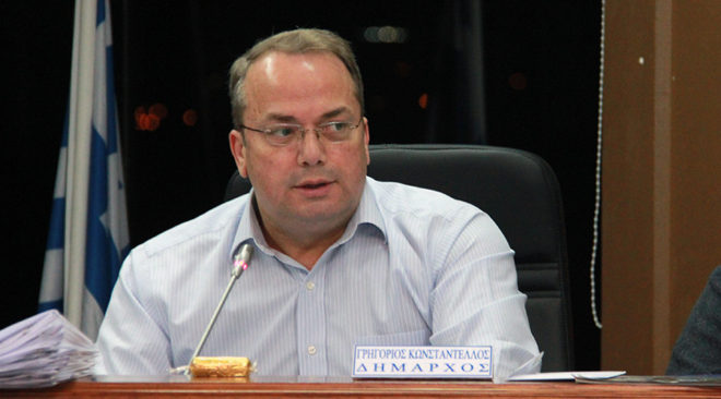 Για ευνοιοκρατία καταγγέλλεται ο Γρηγόρης Κωνσταντέλλος