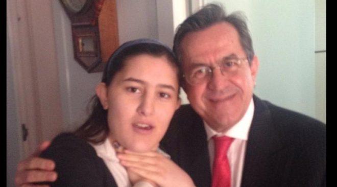 Συγκινεί η απόφαση του βουλευτή Νικολόπουλου να δωρίσει τα όργανα της 17χρονης κόρης του