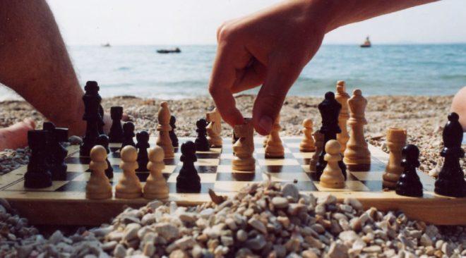 Καλοκαιρινό camp με σκάκι στην Α' πλαζ Βούλας