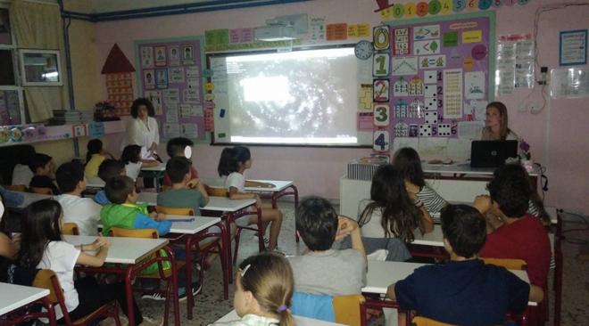 Αρίστευσαν μαθητές του 4ου Δημοτικού Βούλας σε Διαγωνισμό Φυσικής