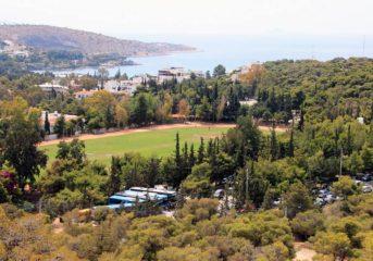 Αθλητισμός στο ομορφότερο μέρος της Ελλάδας, στη Βουλιαγμένη