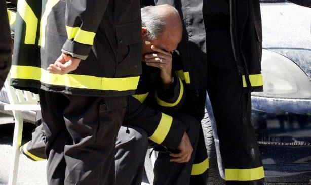 «Έσβησε» πυροσβέστης εν ώρα καθήκοντος