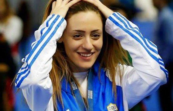 Χάλκινο μετάλλιο για την Άννα Κορακάκη στη σκοποβολή!
