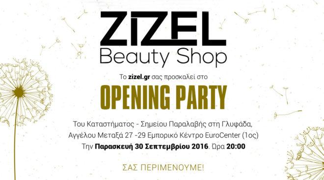 Opening Party από το zizel.gr στη Γλυφάδα