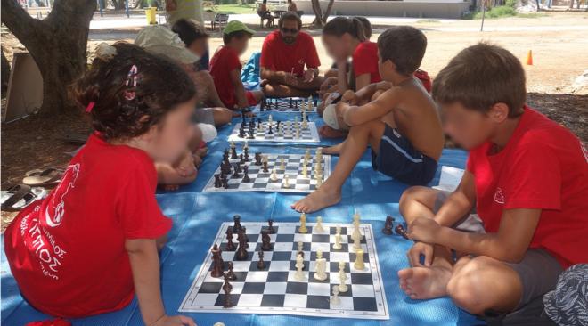 Δωρεάν γνωριμία με το σκάκι στη Βάρη