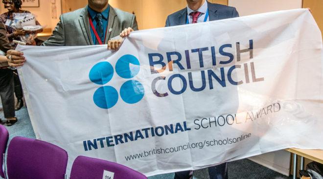 Σημαντική διάκριση από το Βρετανικό Συμβούλιο για το 1ο Γυμνάσιο Βούλας
