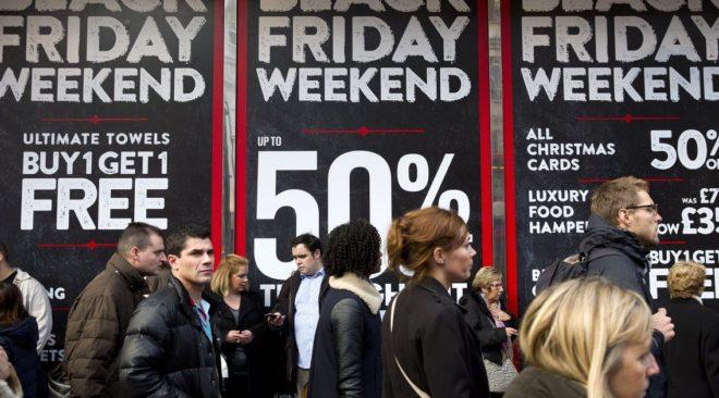 Αυξάνονται τα καταστήματα που συμμετέχουν στη Black Friday στην Ελλάδα!