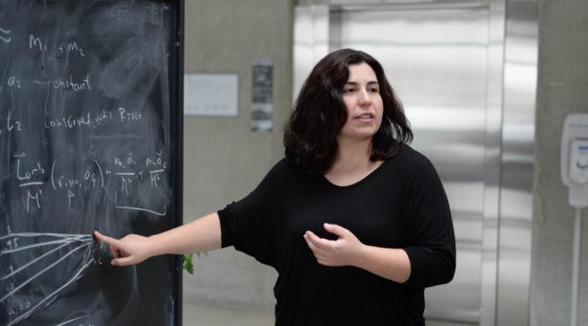 Η Ελληνίδα «Αϊνστάιν» κέρδισε το Όσκαρ της επιστήμης
