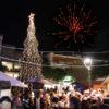 Ανάβει το χριστουγεννιάτικο δέντρο της Βούλας