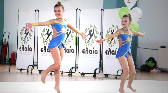 Εντυπωσίασαν τα κορίτσια της Ελαίας (photos-video)