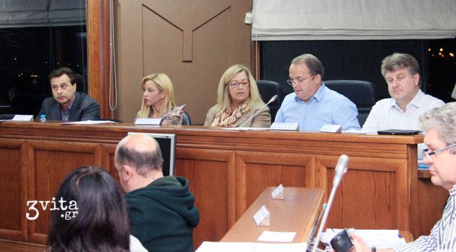 Πρώτη συνεδρίαση με ...βασιλόπιτα για το Δημοτικό Συμβούλιο των 3Β