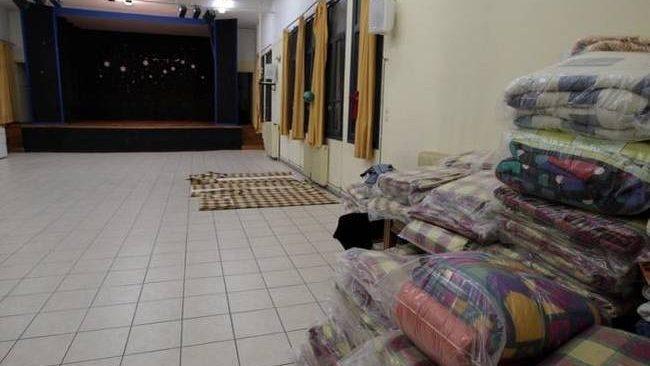 Ανοιχτοί απόψε δύο θερμαινόμενοι χώροι στο δήμο Αθηναίων για τους άστεγους