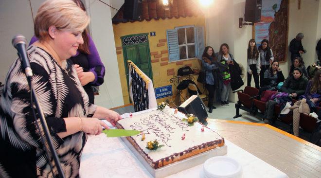 Βραβεύσεις στην πίτα του Αθλητικού Ομίλου Βουλιαγμένης (photos)