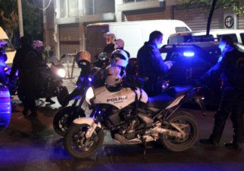 Δραπέτης φυλακών ο δράστης που έριξε σπρέι πιπεριού στους αστυνομικούς στη Γλυφάδα