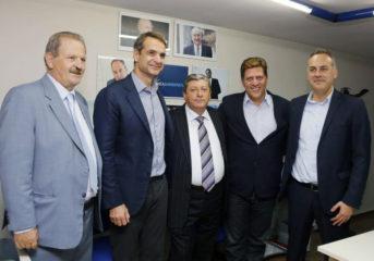 Δήμος Γλυφάδας - Νέα Δημοκρατία: Μια ασυνήθιστη συνεργασία