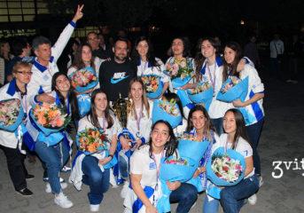 2η θέση στον κόσμο τα κορίτσια του 1ου Λυκείου Βούλας στο μπάσκετ!