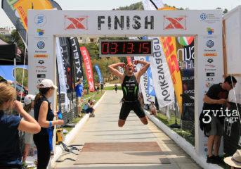 Γιορτή αθλητισμού το Ορεινό Τρίαθλο της Βουλιαγμένης