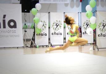 Ενυπωσίασαν τα κορίτσια της Ελαίας (photos-video)