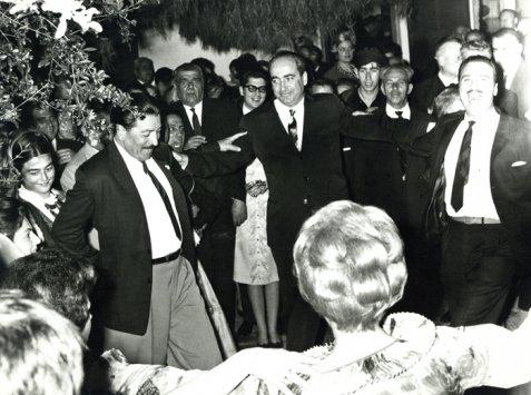 Κωνσταντίνος Μητσοτάκης (1918-2017): Και Χανιώτης και Γλυφαδιώτης!