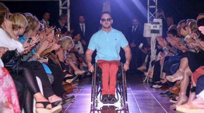 1ο fashion show Ατόμων με αναπηρίες