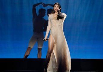 Ουραγός η Demy στη Eurovision