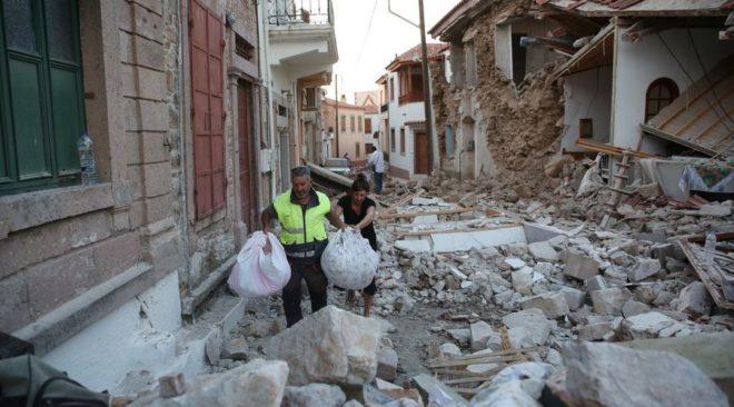 Αυτό είναι το μοναδικό ελληνικό super market που έστειλε βοήθεια στους σεισμόπληκτους!