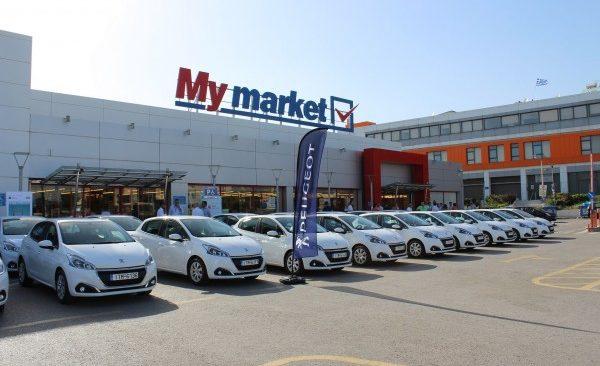 Τα My market «οδηγούν» Peugeot 208