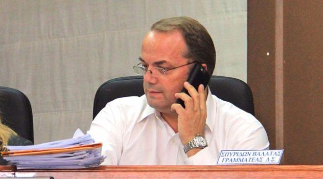 SOS Κωνσταντέλλος καλεί Μέγαρο Μαξίμου