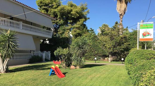 Πυραμίδα, ένας πρότυπος παιδικός σταθμός για ευτυχισμένα παιδιά