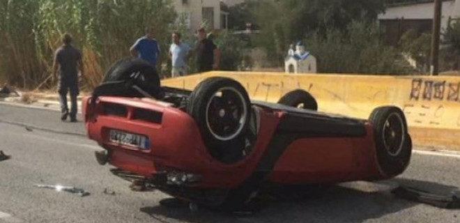 Πένθος στη Βάρκιζα για τον 24χρονο νεκρό του τροχαίου