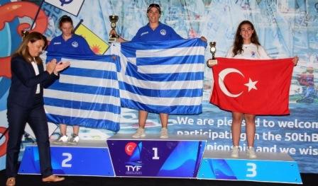 Χρυσοί Βαλκανιονίκες Παπαδημητρίου και Φακίδη στην Τουρκία!