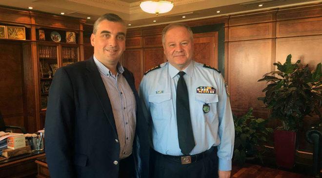 Στην Αργυρούπολη -και όχι στη Βάρη- η έδρα της Αστυνομικής Διεύθυνσης