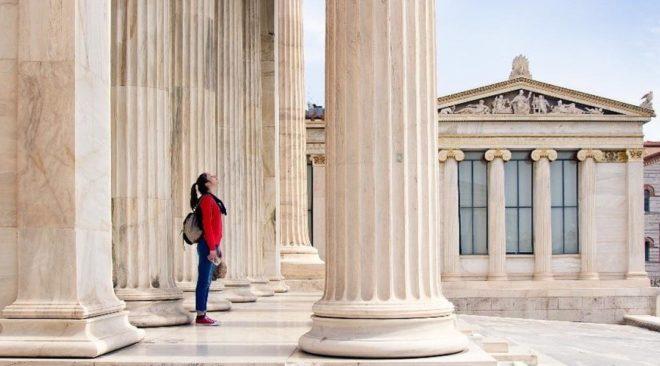 5 Σημαντικοί λόγοι για να χαθείτε στην Αθήνα