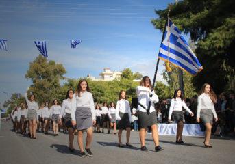Στη Βουλιαγμένη η φετινή παρέλαση της 25ης Μαρτίου