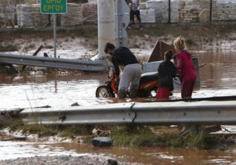 Ανθρωπιστική βοήθεια για τη δυτική Αττική συγκεντρώνεται στη Βούλα