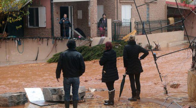 Βούλα: Συγκέντρωση ειδών πρώτης ανάγκης για τους πλημμυροπαθείς