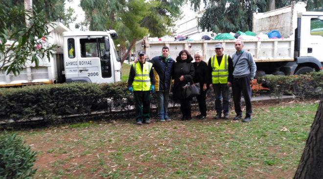 Δυο φορτηγά αλληλεγγύη παρέδωσαν στην Μάνδρα τα 3Β