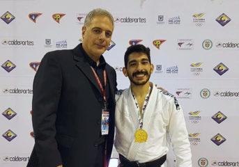 Πρωταθλητής κόσμου στο Ζίου Ζίτσου ο Τζανικιάν του Λεύκαρου!