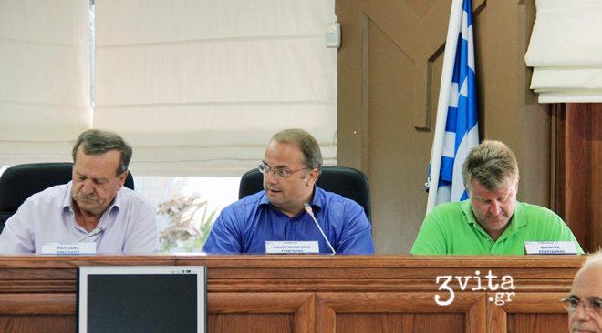 Ξανά για την αγορά οικοπέδου στη Βάρκιζα συζητά το Δημοτικό Συμβούλιο