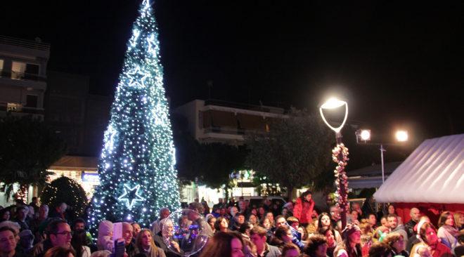 Πόσο κόστισαν τα Χριστούγεννα στον Δήμο Βάρης Βούλας Βουλιαγμένης;