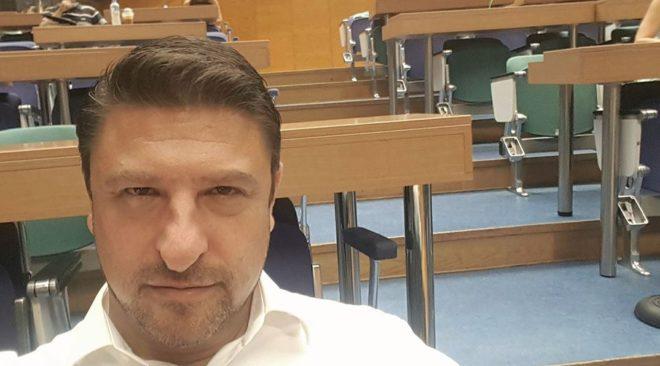 Ανεξάρτητη πορεία στην Περιφέρεια Αττικής επιλέγει ο Νίκος Χαρδαλιάς