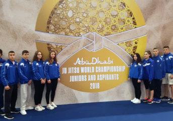 Την 3η θέση στον κόσμο κατέκτησε η Ελλάδα στο Ju Jitsu