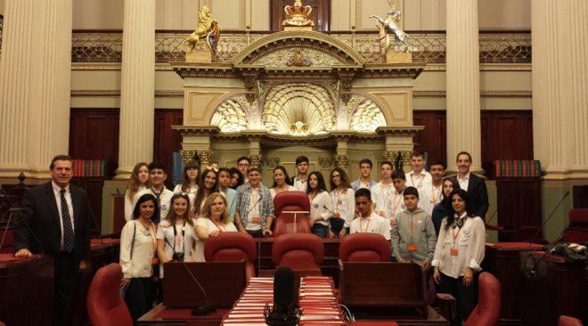 Ένα ταξίδι ζωής στην Αυστραλία για τους μαθητές του 1ου Γυμνασίου Βούλας