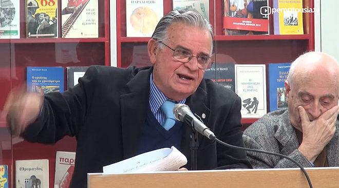 Ο Σαράντος Καργάκος μιλά στη Βούλα για την Άλωση