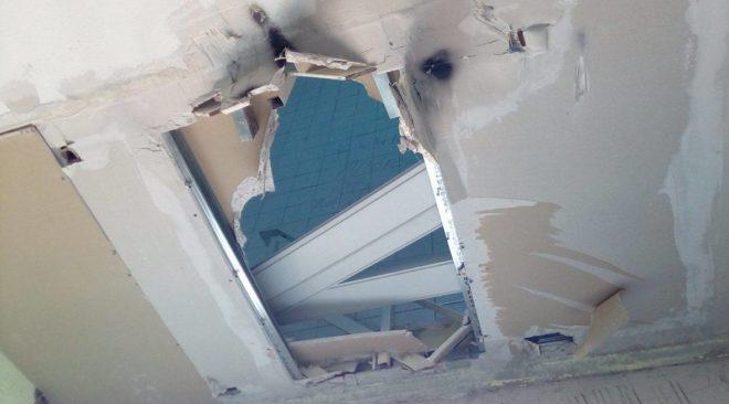 Εργατικό ατύχημα στο Ασκληπιείο Βούλας