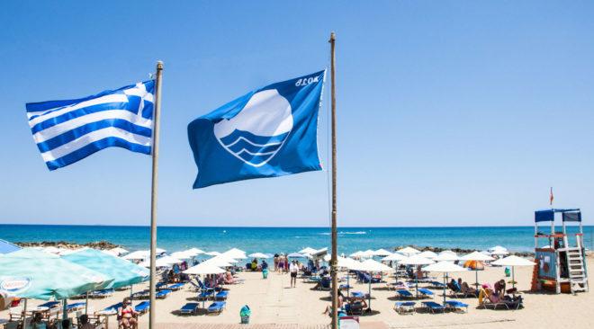 Γαλάζιες Σημαίες κυματίζουν και φέτος σε Βούλα, Βουλιαγμένη και Βάρκιζα