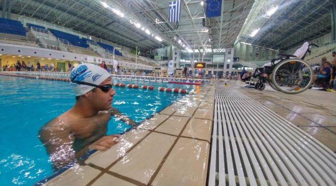 Ένας ξεχωριστός κολυμβητής του ΑΚΟ Βάρης Βάρκιζας διακρίνεται