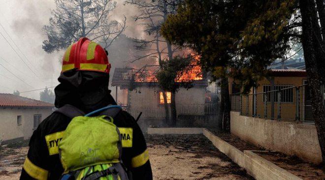 Η πρώτη πραγματογνωμοσύνη για τη μεγάλη πυρκαγιά της Αττικής