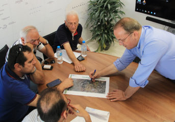 Εξελίξεις για τη Μονάδα Επεξεργασίας Απορριμμάτων στη Σχολή Ευελπίδων