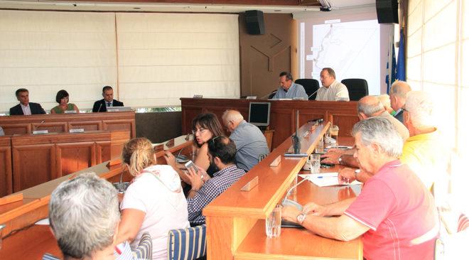 Επιχορηγήσεις συλλόγων στο Δημοτικό Συμβούλιο Βάρης Βούλας Βουλιαγμένης